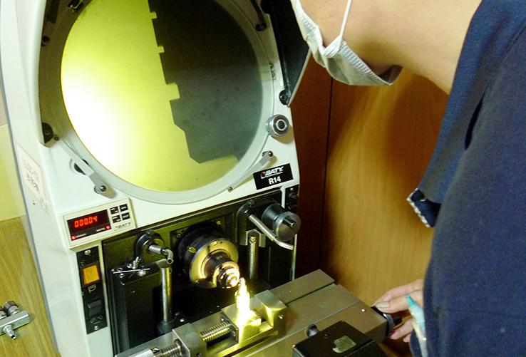 CNC零件加工